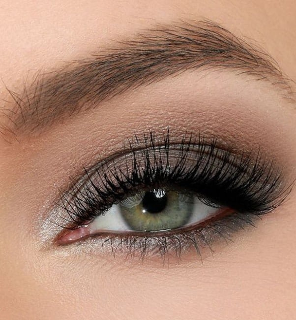 Best Makeup Ideas for Green Eyes and Brown Hair