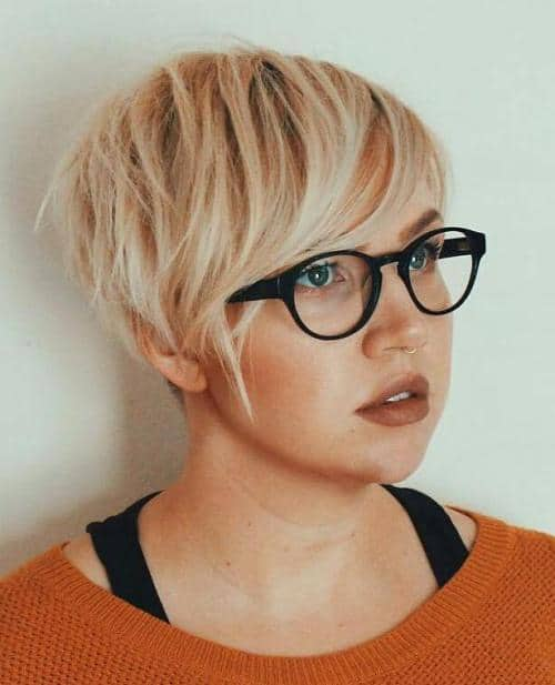 short pixie cut for thin hair