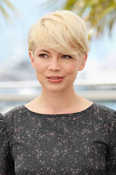 pixie cut for blonde hair
