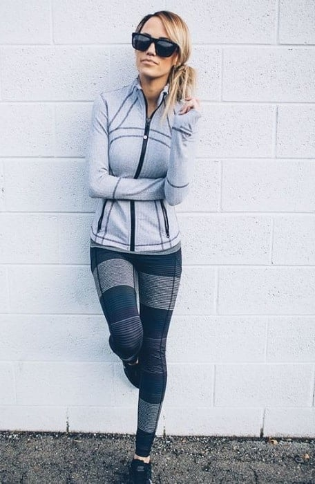 stylish workout outfits for women