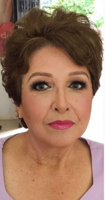Smokey Eye Makeup For Older Women