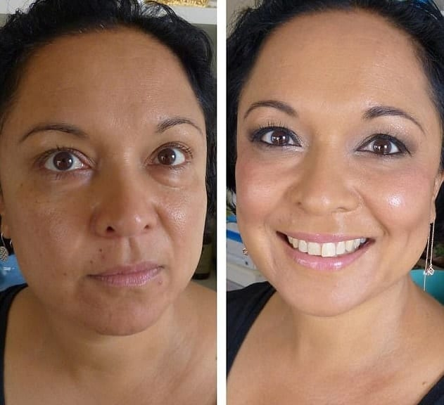 Light Eye Makeup For Older Women