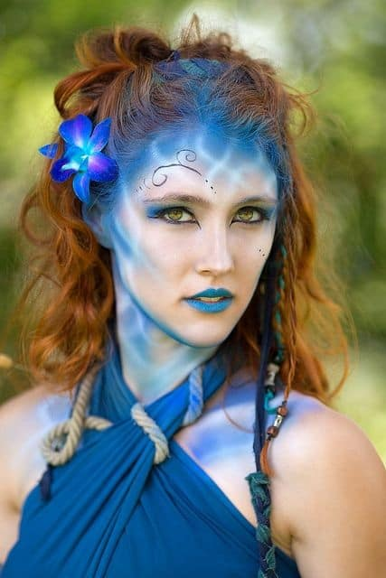amazing fairy makeup looks for women