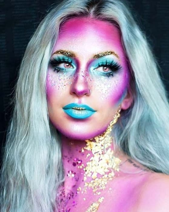 Lavender Fairy Look for Women