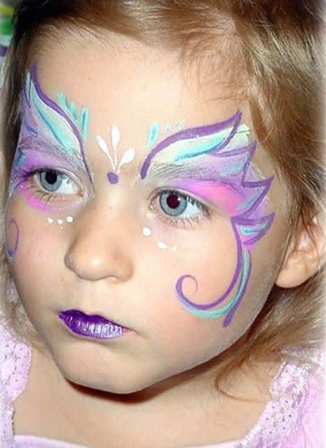 fairy makeup looks for little girl