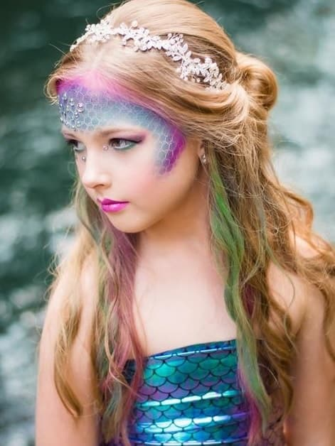 fairy makeup for little girls