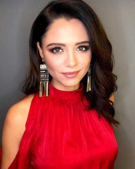 amazing makeup ideas for red dress
