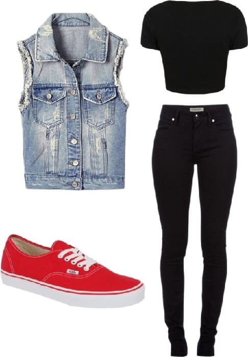 casual outfits from polyvore