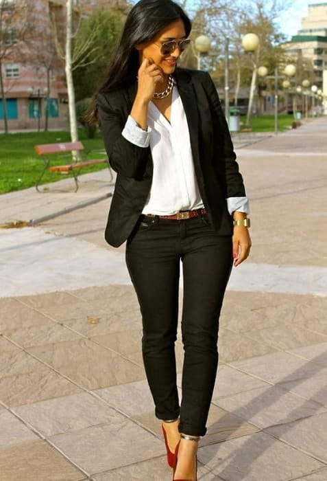 professional work outfits for women