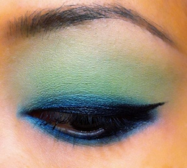 classy matte eyeshadow ideas for women